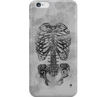 Swirly Bones iPhone Case/Skin