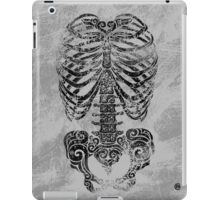 Swirly Bones iPad Case/Skin