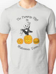 Pumpkin King of Halloween Town T-Shirt