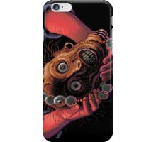 The navigator's head and necklace! (Monkey Island 1) iPhone Case/Skin