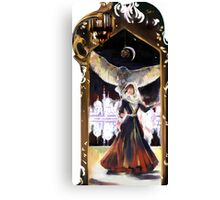 Oriental tale. Commission.  Canvas Print