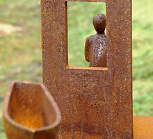 Stranger in the Window by Jason Dymock Photography