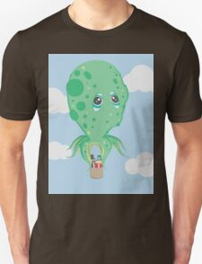 Today Sir, we travel by Octopus! Unisex T-Shirt