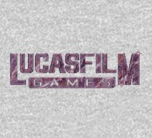 Lucasfilm logo! One Piece - Long Sleeve