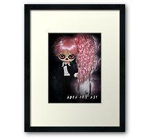 Lady Gaga Born This Way Framed Print
