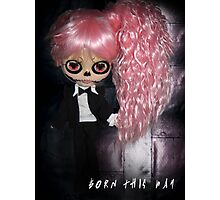 Lady Gaga Born This Way Photographic Print