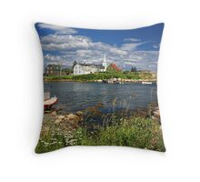 Prospect Colours II Throw Pillow