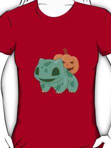Halloween Grass Starter T-Shirt