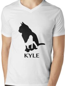 Kyle Mens V-Neck T-Shirt