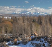 Backpacker Views - El Calafate by Paul Duckett