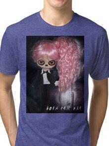 Lady Gaga Born This Way Tri-blend T-Shirt