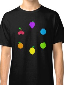 Rainbow Fruit Classic T-Shirt