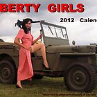 Liberty Girls 2012 Calendar - All Jeep Edition by LibertyCalendar