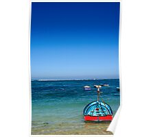 Bali Beaches Poster