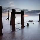 Landguard Point by Christopher Cullen
