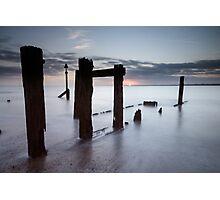 Landguard Point Photographic Print