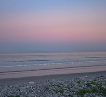 Cotton Candy Serenity - White Point Beach, NS by Darlene Ruhs