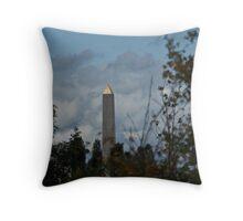 Obelisk 2 Throw Pillow