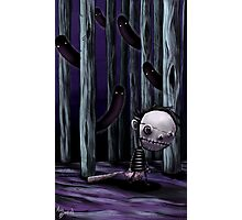 Monster Hunting Photographic Print