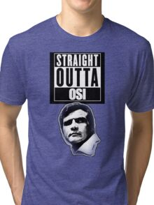 Straight Outta OSI #2 Tri-blend T-Shirt