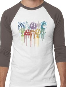 Graphic Guilds Men's Baseball ¾ T-Shirt
