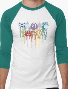 Magic the Gathering: Graphic Guilds Men's Baseball ¾ T-Shirt