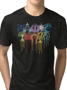 Magic the Gathering: Graphic Guilds Tri-blend T-Shirt