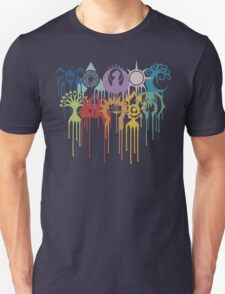 Magic the Gathering: Graphic Guilds Unisex T-Shirt