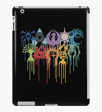 Graphic Guilds iPad Case/Skin