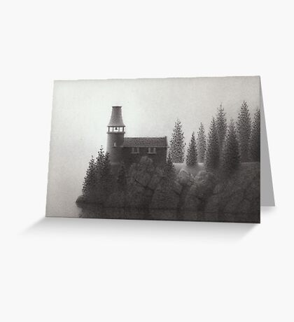 Morning Bell Greeting Card