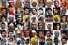 Indian Men by lamiel