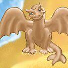 """Dumb Dragon""?! by mordechai"