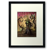 Wicked Witch of OZ Framed Print