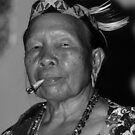 Dayak Woman by naturalnomad