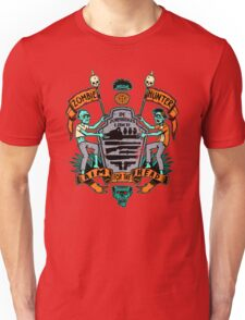 Zombie Hunters Coat of Arms T-Shirt