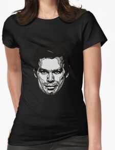 Dexter Womens Fitted T-Shirt