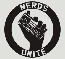 NES NERDS UNITE! T-Shirt