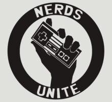 NES NERDS UNITE! T-Shirt
