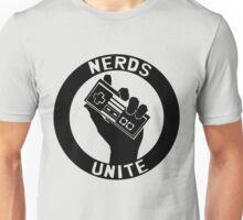 NES NERDS UNITE! Unisex T-Shirt