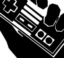 NES NERDS UNITE! Sticker