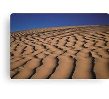 Utah Desert Canvas Print