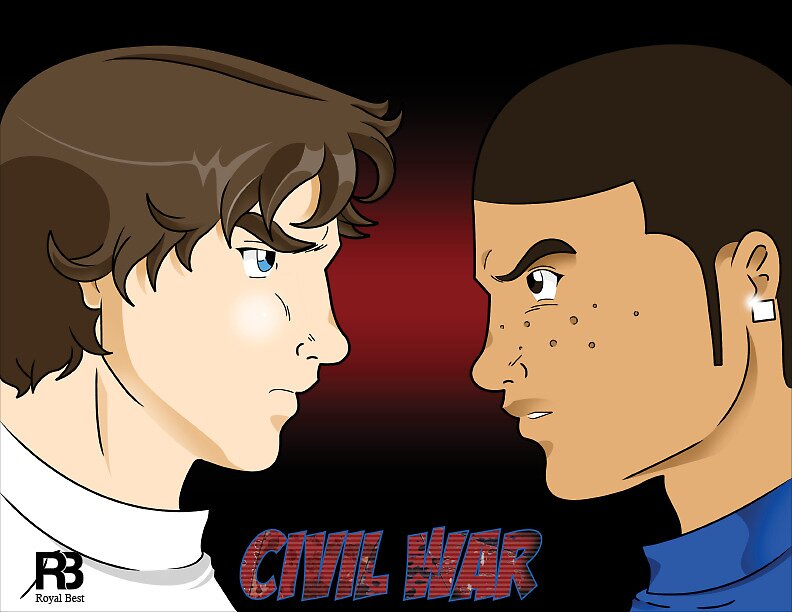 The Dungeon Civil War Promo Poster 1 by royalrex