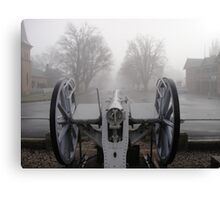 Cannon at Ross Canvas Print