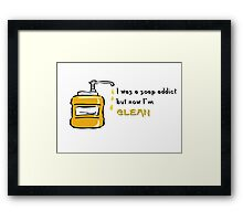 Cool Gift Birthday Framed Print