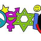 Coexist  by Samitha Hess Edwards