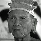 Dayak Man by naturalnomad