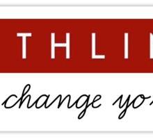 Earthlings Header + Message Sticker