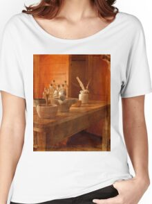 Apothecary Bottles HMS Victory Women's Relaxed Fit T-Shirt