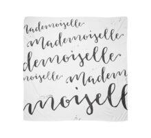 Mademoiselle Scarf
