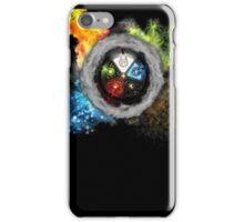 Magic the Gathering: Elemental  Battle iPhone Case/Skin